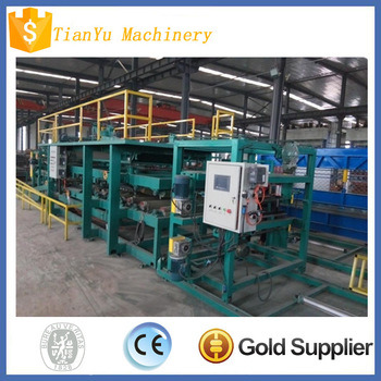 EPS Sandwich Panel Forming Machine Production Line with High Quality pictures & photos