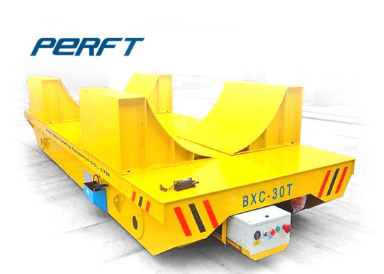Heavy Duty Material Handling Transfer Truck for Steel Factory pictures & photos