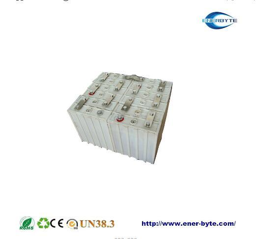 Lithium/Li-ion/LiFePO4 Prismatic Battery Cells 3.2V 100ah