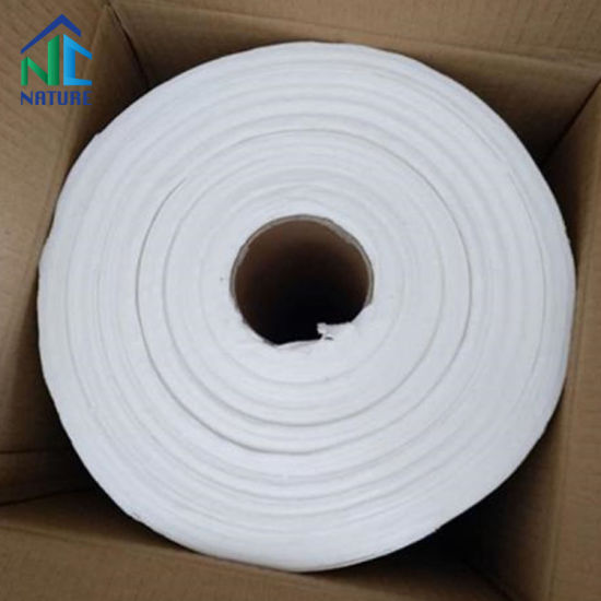 High Alumina Content Ceramic Fiber Paper, Insulation Paper for Back-up Lining for Metal Troughs pictures & photos