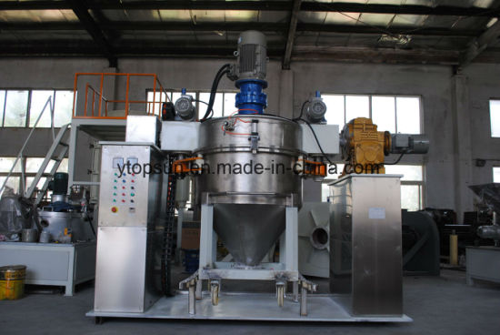 Automatic Container Mixer for Powder Coating pictures & photos