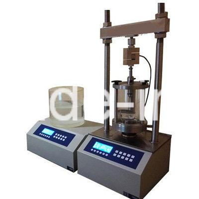 Full Automatic Triaxial Test Apparatus (TSZ-1)