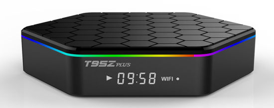 China Custom Made T95zplus Android7 1 TV Box Amlogic S912 Octa Core
