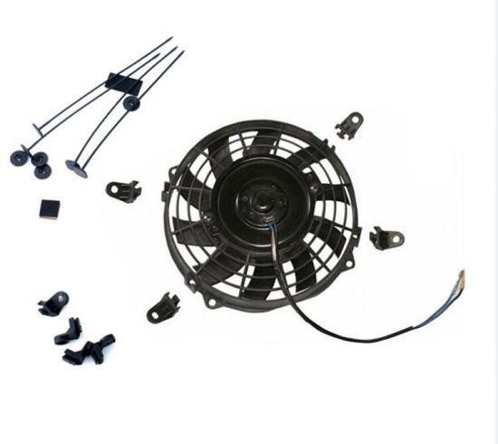 Bus Car Auto AC Conditioner Condenser Radiator Fan pictures & photos