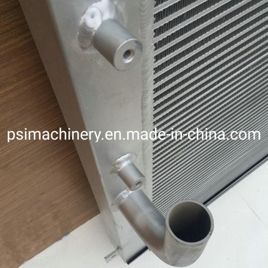 E330d E330b Caterpillar Excavator Water Cooler Oil Cooler Intercooler  Radiator