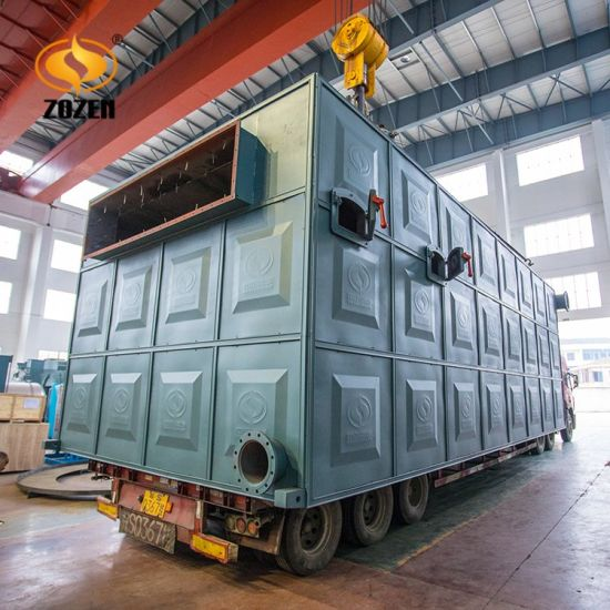 3500kw Industrial Horizontal Chain Coal Fired Thermal Fluid Heater pictures & photos