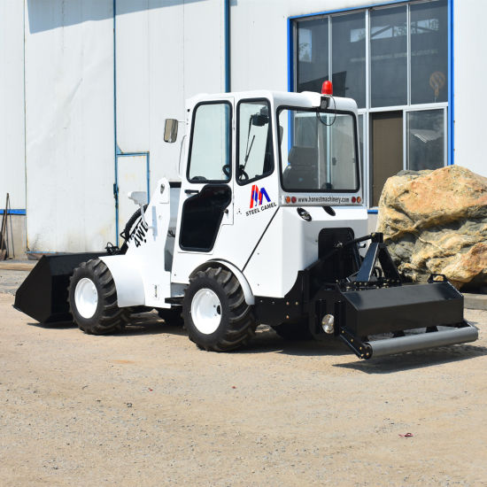 China Bobcat Skid Steer Loader/Tractor Attachments Flail