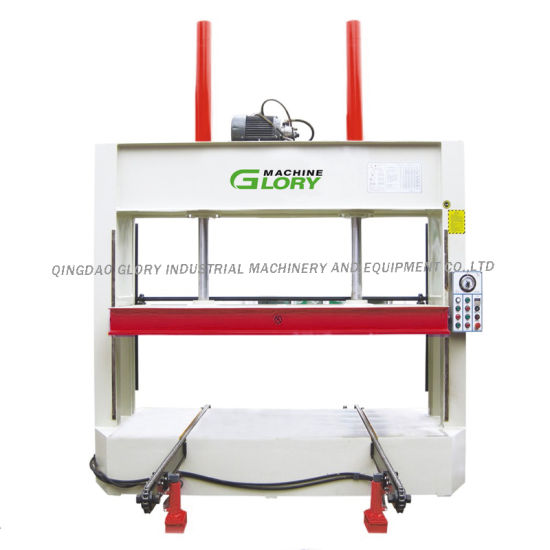 Wood Cold Press Machine for Door Veneer Cutting Machine Price PVC Vacuum Press pictures & photos