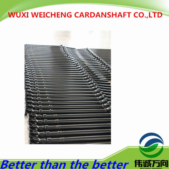 High Performance SWC Light Duty Designed Cardan Shaft with Custome Made pictures & photos