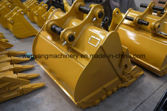 Supply China Made 12ton Exavator Rock Bucket pictures & photos