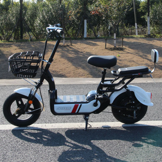 New Design Pedal Assistant Electric Scooter Supplier