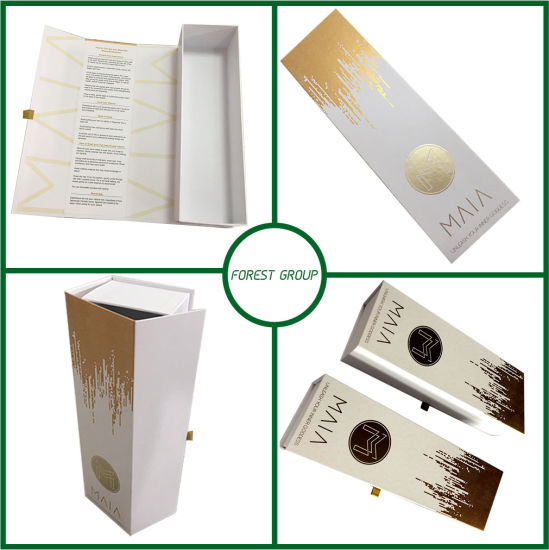 Customized Hair Extension Paper Gift Box Packaging pictures & photos