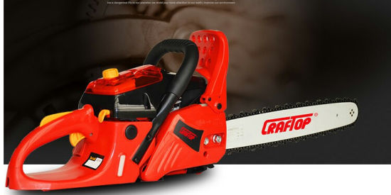 2 Stroke 54.5cc 2.2kw Chainsaw Nt5800 Ce Approved pictures & photos
