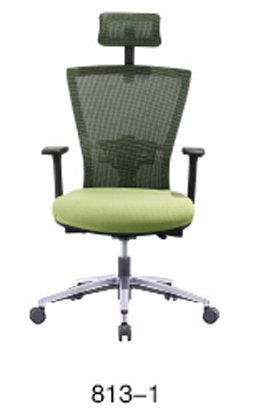 Black Multifunctional Ergonomic Leather Mesh Boss Executive Chair pictures & photos