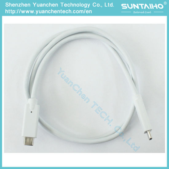 Fast Charging USB3.1 Data Sync Type C Cable for Tablet/Mobile Phones pictures & photos