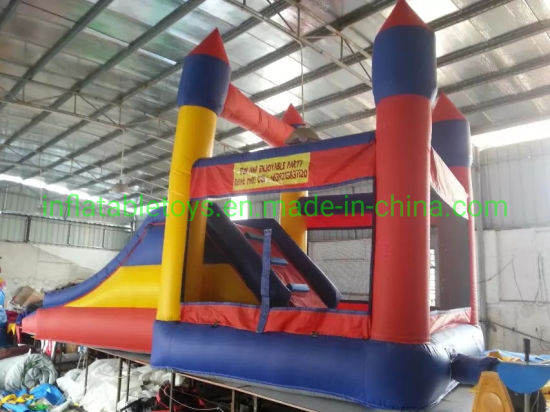 China Inflatable Factory Cheap Inflatable Bouncer Inflatable Bouncy Castle pictures & photos