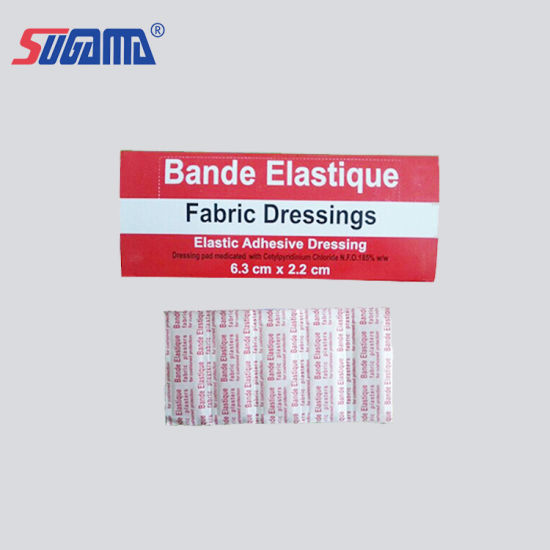Popular Use Color Band Aid Wound Adhesive Plaster pictures & photos