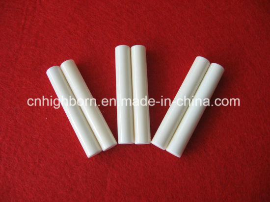 Textile Component Part, High 95% 99% Precision Alumina Ceramics Rods pictures & photos