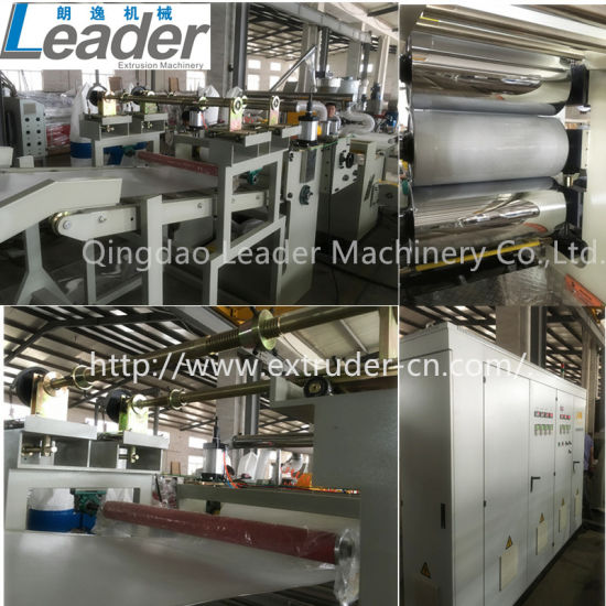 Advanced GPPS/PC Diffusion Sheet/Panel for LED Extrusion Machine pictures & photos