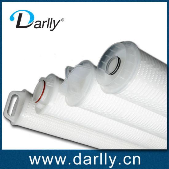 70um High Flowment Glass Fiber Filter Cartridge