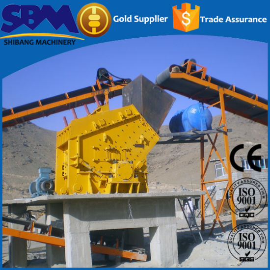 Gold PF Series Stone Crusher Machine pictures & photos