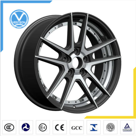Cheap Price Car Aluminium Alloy Wheels Made in China pictures & photos