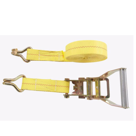"Promotional Factory Directly Selling 2"" Cargo Lashing Ratchet Belt Manufacturer"