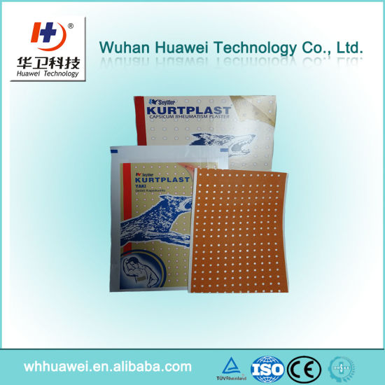 Hubei Medical Supplier Relief Shoulder Bone Pain Plaster