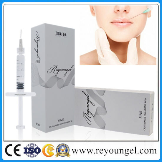 Lip Fullness Medical Sodium Hyaluronate Gel Dermal Filler Injections pictures & photos