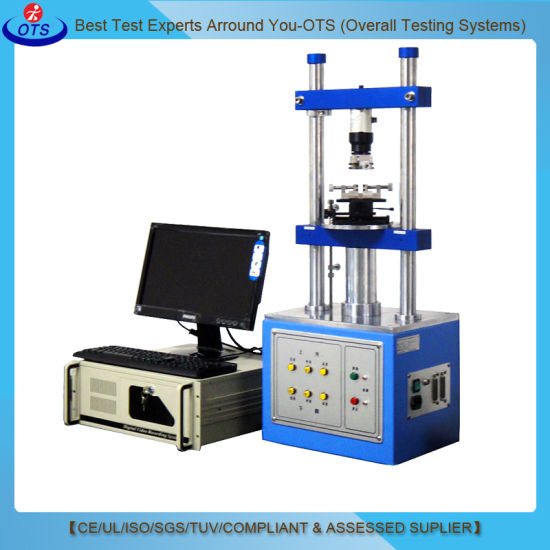 Computer Automatic Insertion Force Tensile and Comprassion Testing Machine
