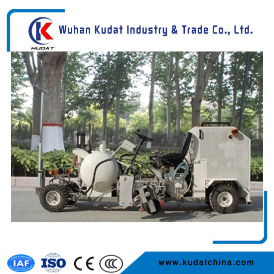Vehicle Load High Pressure Airless Spraying Road Marking Machine