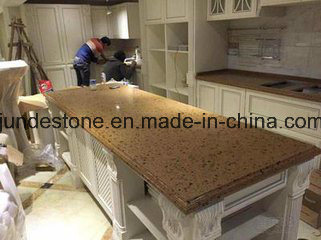Grey Calacatta Artificial Quartz Countertops and Quartz Stone Slabs pictures & photos