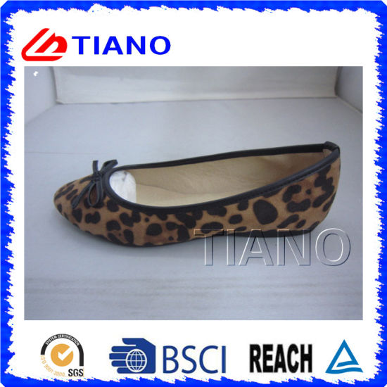 Wholesele Fashion and Comfortable Lady Shoes (TNK23816) pictures & photos