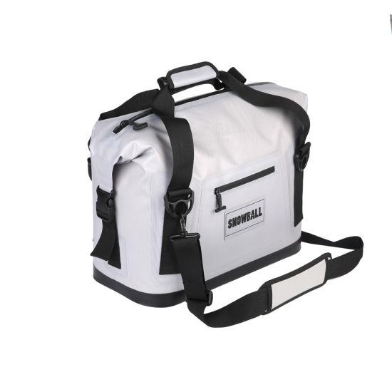 Outdoor Travel Polyester Waterproof Picnic Cooler Bag
