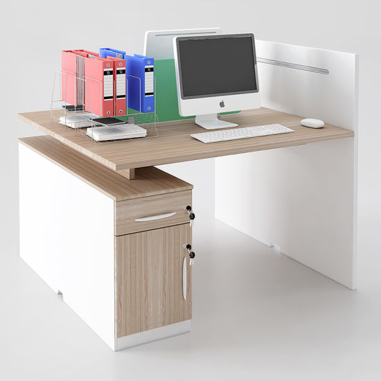 Office Furniture Desk For Two Person In Small