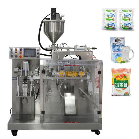 Automatic Packing Machine Sachet Liquid Filling Packaging Machine for Juice/Milk/Honey