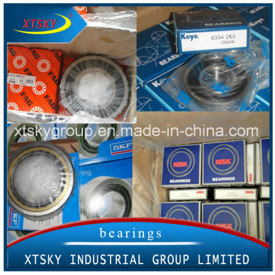 High Quality Deep Groove Ball Bearing (6203-2RS) SKF, NSK, NTN, Koyo pictures & photos