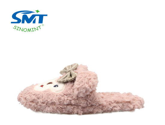 Plush Slippers Animals Home Shoes For Women Home Slippers Female Indoor Winter