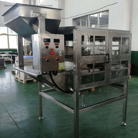 Factory Directly Selling Durable Alternate Dry Magnetic Separator