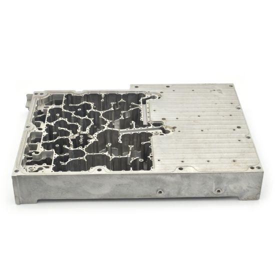 Customized Hardware Stamping Frame Precision Aluminum CNC Machining Parts