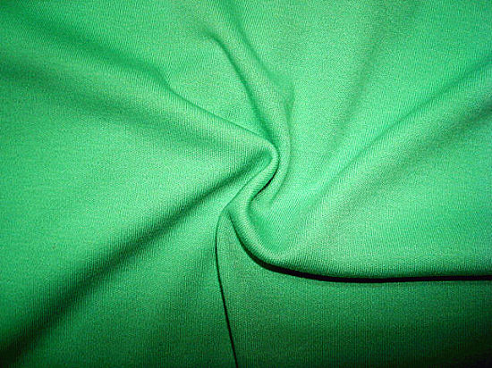 Cotton and Blenched Jersey Knit Fabrics