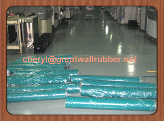 Anti-Static Rubber Floor, ESD Rubber Sheet Floor Mat pictures & photos