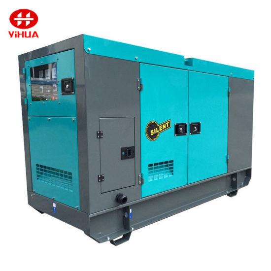 Soundproof Diesel Generating Sets Powergenset Kw