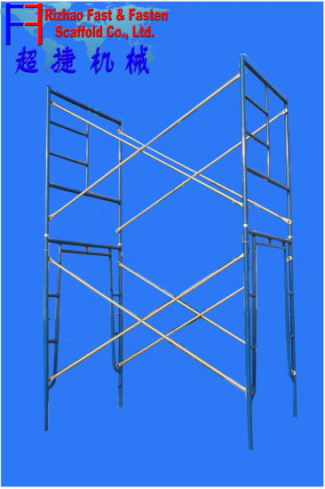 Frame Scaffold, Walk Through Frame Scaffolding (FF-663B)