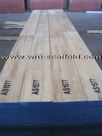 Osha Timber Scaffold Boards|LVL Scaffolding Plank pictures & photos