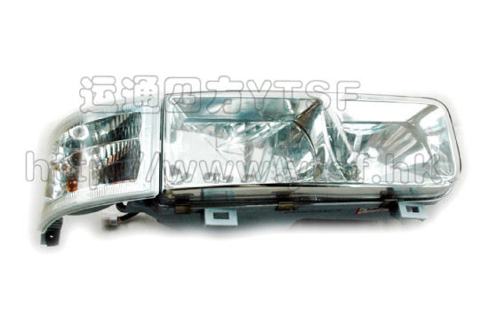Good Quality Truck Parts HOWO Strw Head Lamp pictures & photos