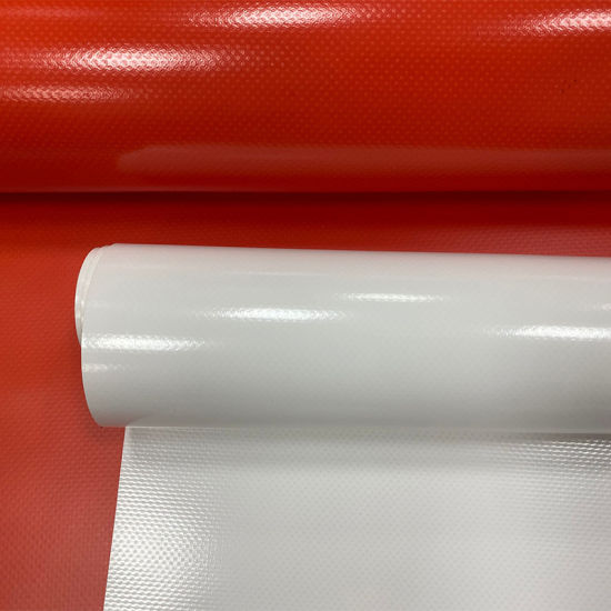 650GSM 0.5mm 0.55mm Heavy Duty PVC Coated Tarpaulin 1000d for Truck/Tent Covers