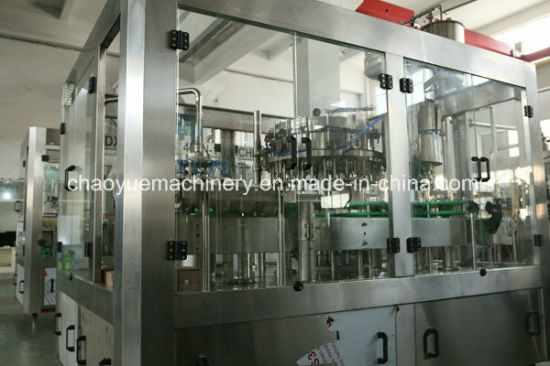 Auto Small Type Glass Bottle Beer Filler Machine pictures & photos