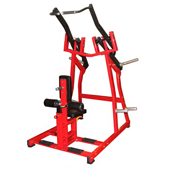 China Exercise Machine Iso Lateral High Row Indoor Gym Equipment