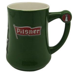 Wholesale Green Beer Ceramic Mug